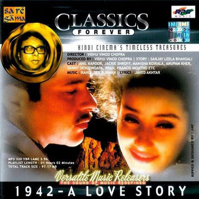 1942 A Love Story Movies HD Video Songs Free Download