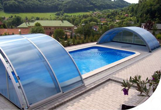 How to remotely control automatic swimming pool cover ...
