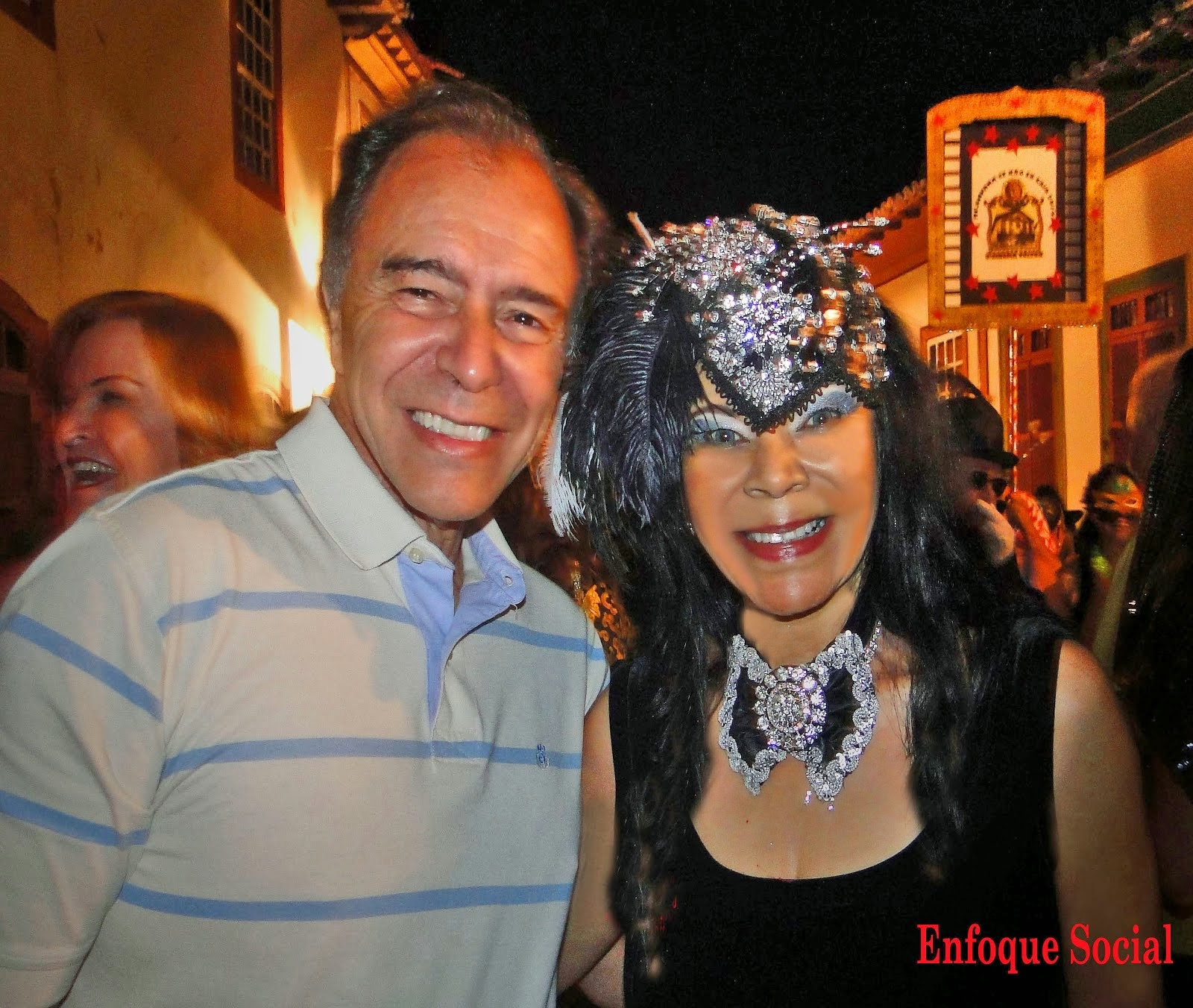 O nosso Prefeito Municipal e o Carnaval 2014