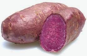 fruit yam.