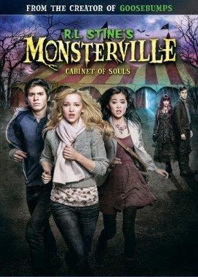 RL Stine's Monsterville: El Consejo De Los Espíritus en Español Latino