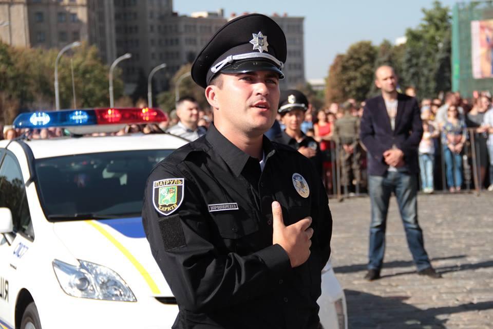 Светличная поздравила полицейских с Днем Новой украинской полиции