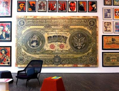 Der Blog von loverares.de zeigt Bilder der Sammlung Selim Varol im me Collectors Room Berlin