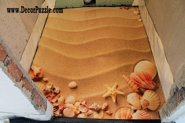 3d floor art murals and 3d self-leveling floor, flooring ideas 2015