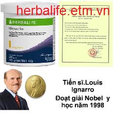 Niteworks Herbalife giá rẻ , Niteworks Tim mạch Tiến sĩ Loius Ignarro (Giải Nobel Y học)
