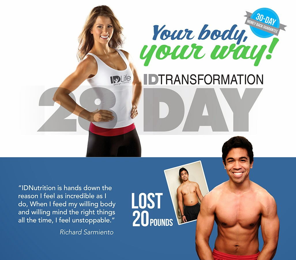 Your Body Your Way!