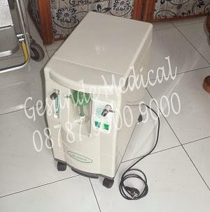 spesifikasi oxygen generator kl zy5l w spek