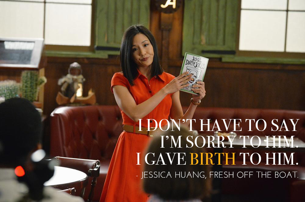 Jessica Huang Fresh Off the Boat Constance Wu