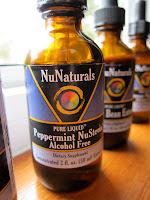 Nunaturals vs sweetleaf