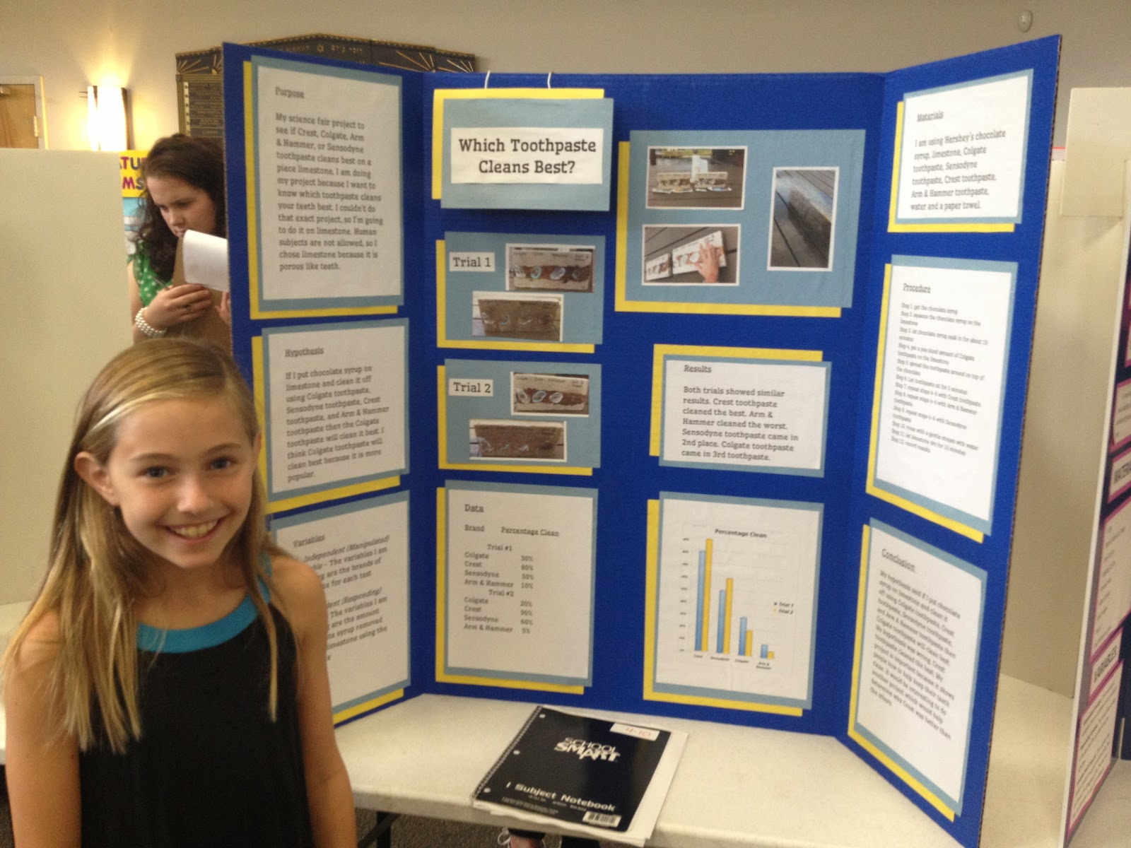 Ms. Social Studies: Science Fair Projects