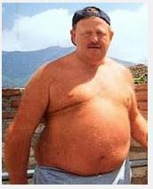Cara turunkan berat badan pria