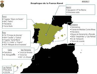 La marine nationale espagnol