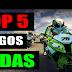TOP 5 NOVOS JOGOS FODAS PARA ANDROID #5