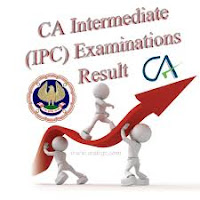 CA Intermediate (IPC) Examination Results 2013