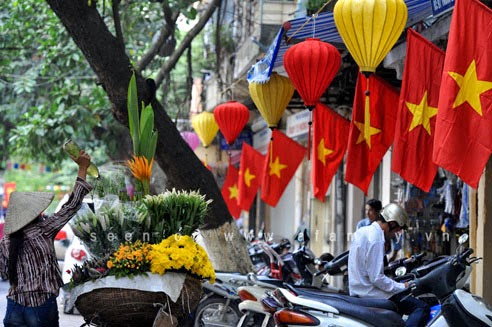 Gia Lai: Thông báo nghỉ lễ và treo cờ Tổ quốc chào mừng kỷ niệm 69 năm Quốc khánh 2/9