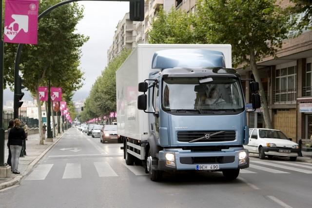 фото нового Volvo FH 2012