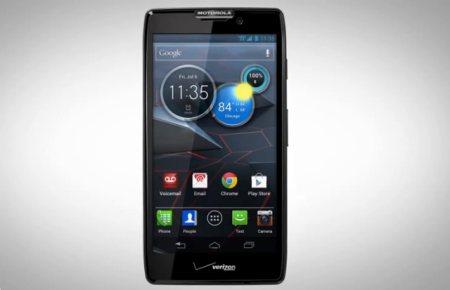 il nuovo smartphone di punta di Motorola il Razr HD