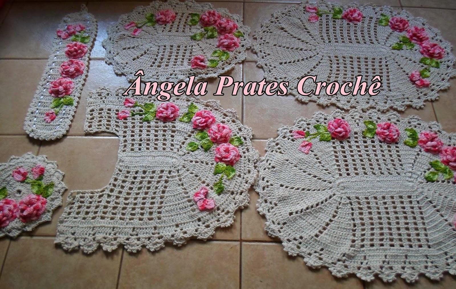 dos Blogs Angela Prates Crochê e A Arte de fazer Crochê By Andresa #496024 1600 1013