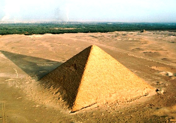 Amazing Cultures King Snefru The Pyramid Builder