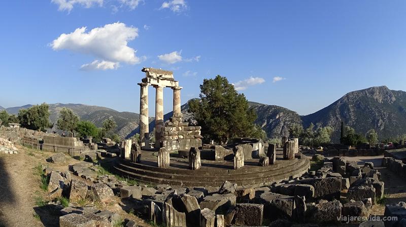 viajaresvida - Delfos