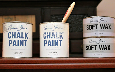 annie sloan chalk paint - Turtles and Tails blog