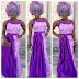 Aso Ebi Gown: Creative Ladies Wears