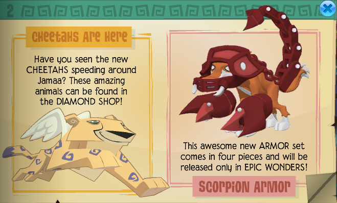 Animal jam prizes for the great escape