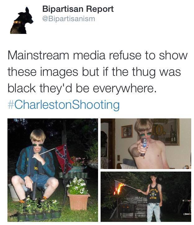 FOX viewer and fan Deborah Dill catches Charleston shooter