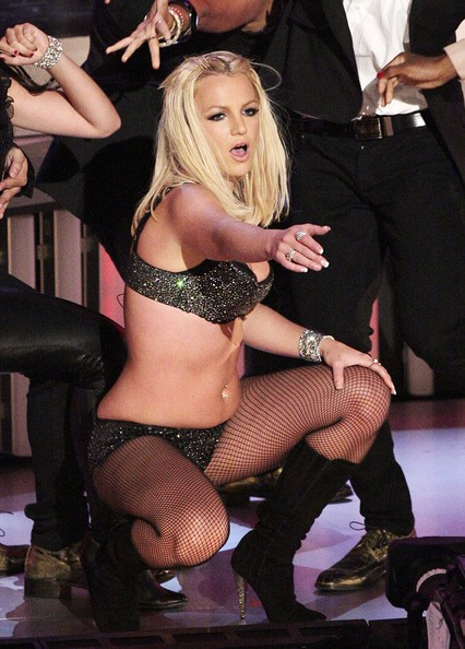 britney spears mtv