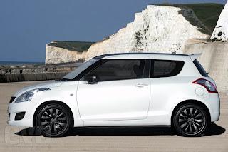2012 Suzuki Swift Attitude review