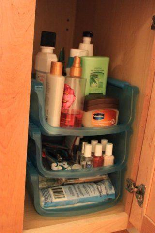 5+1 tárolási ötlet pici fürdőszobába