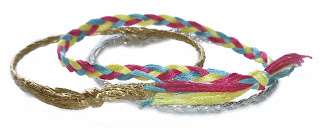Adult metal friendship bracelets by Sophia & Chloe