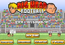 Jugar Big Head Football