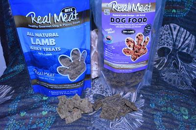 dog jerky air dried dog food