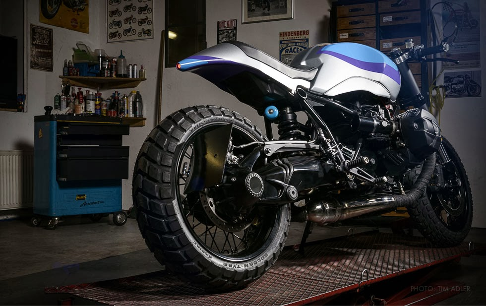 Custom BMW R nineT | BMW R nineT Custom | BMW R nineT | BMW R nineT Cafe Racer | BMW R nineT project | Custom BMW Motorcycles | BMW R nineT specs | way2speed.com