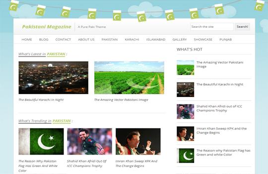 Pakistan Mag