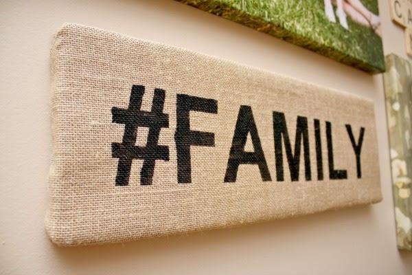 http://www.homemadeinterest.com/2014/07/19/family-wall-art-new-found-love-hashtags/
