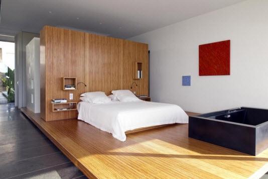 Casa con dise o minimalista de un piso fotos construye - Casas de diseno minimalista ...