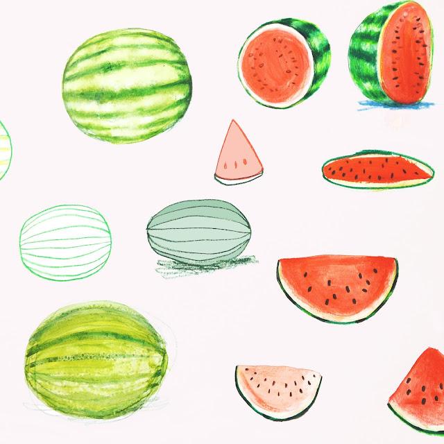 Jenni Desmond Food Illustration