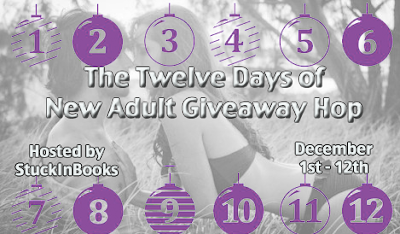 The Twelve Days of NewAdult Hop INT