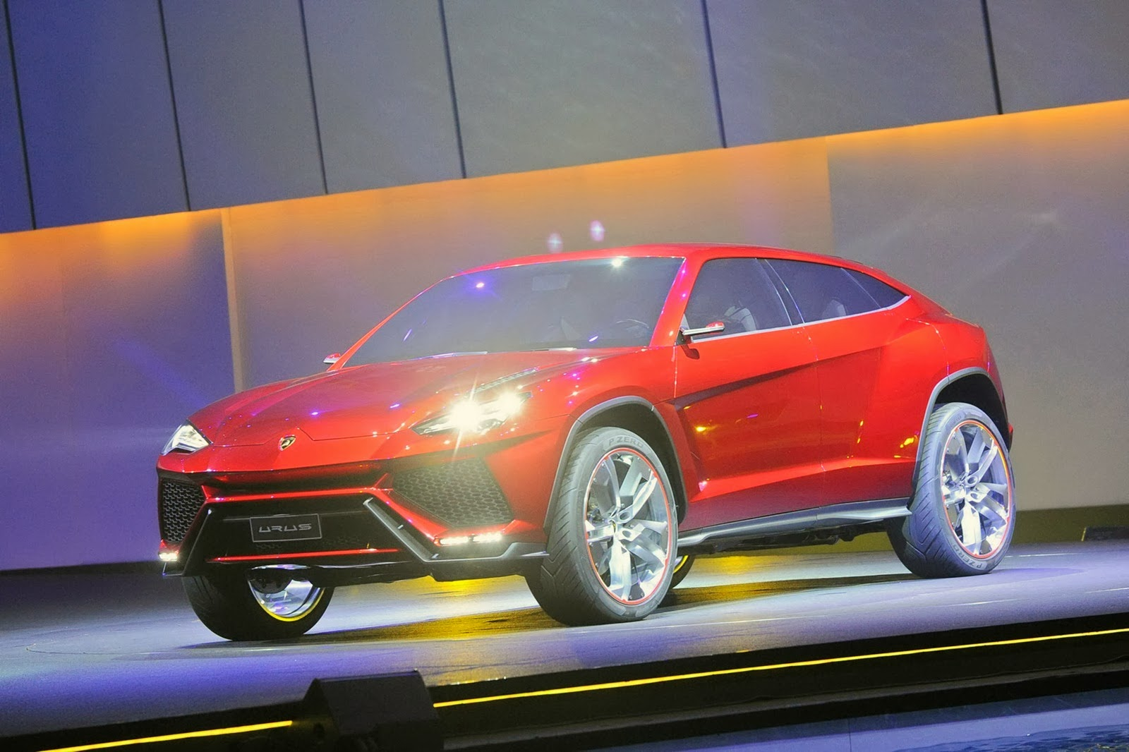 lamborghini urus  gain  hardcore sv version  boss carscoops