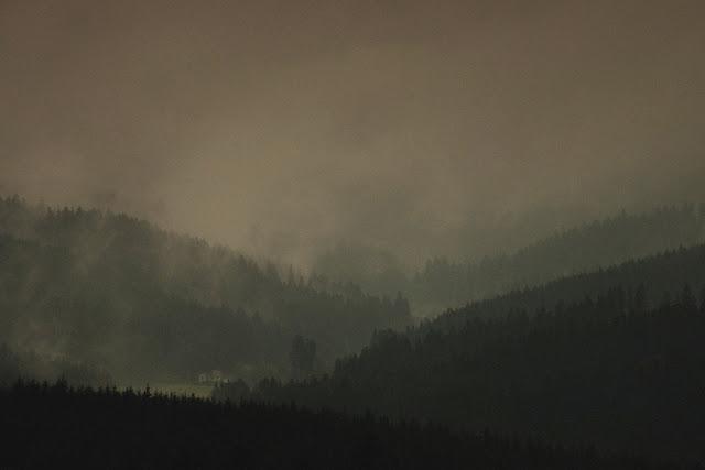 Jesienny krajobraz. Beskid Śląski, Wisła. fot. Łukasz Cyrus, Katowice