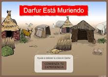 DARFUR ESTÁ MURIENDO