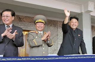 Kim Jong-Un uncle executed starving dogs