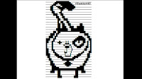 Scrapper, Cat, ASCII, Keyboard, Text, Picture