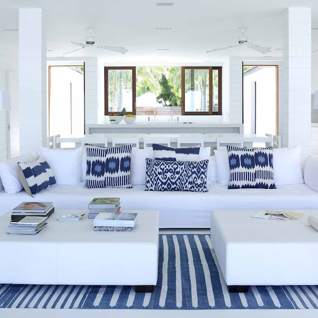 I Recently Chatted With Madeline Weinrib To Find Out More About Her  Revolutionary New Indoor/outdoor Fabric Collection