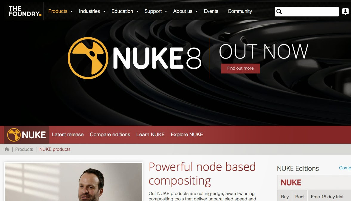 http://www.thefoundry.co.uk/products/nuke-product-family