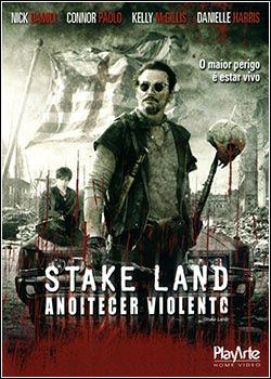 Stake Land – Anoitecer Violento DVDRip – AVI – Dublado
