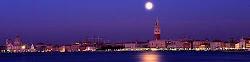 Cagliari di giorno e di notte