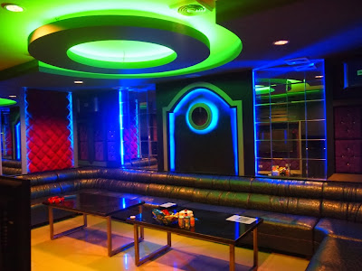 Tempat Karaoke Keluarga Hello Family VIP Room